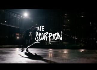 Nordon Stitou demos the Scorpion for Nike FootballX.
